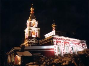 храм Параскевы Пятницы в 2010 году